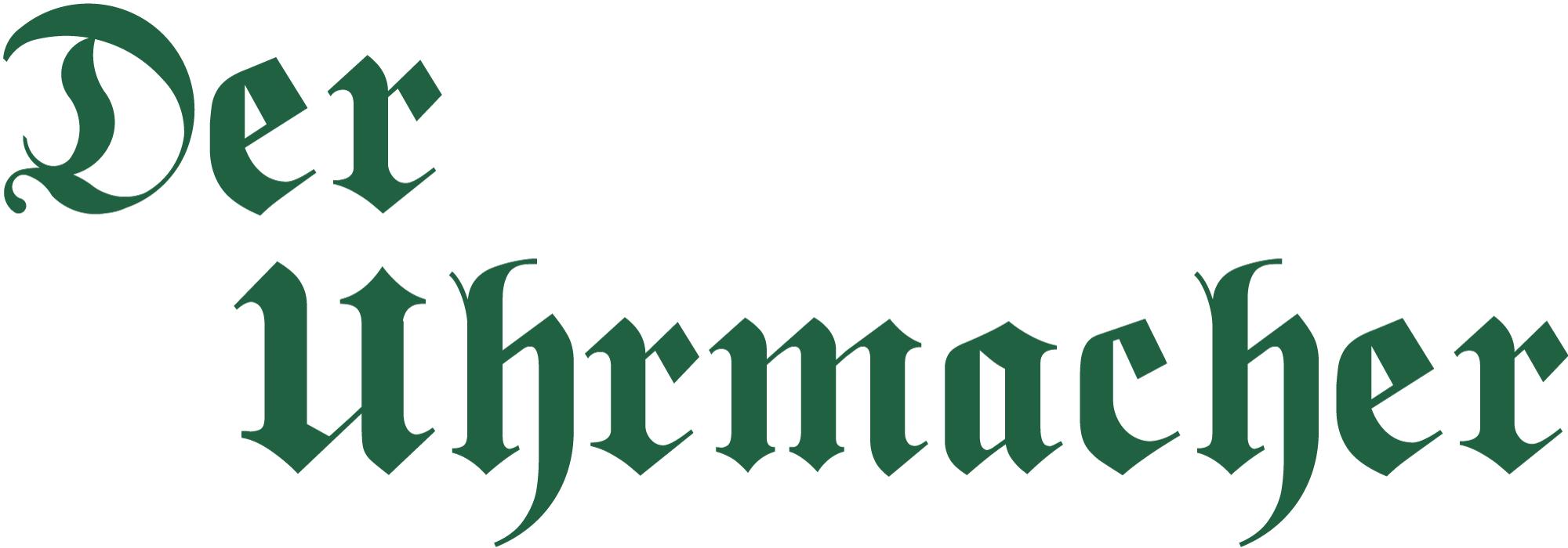 Der Uhrmacher Logo